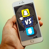 Snapchat versus Snow